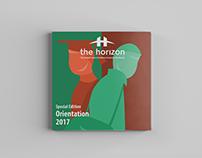 The Horizon Orientation 2017 Cover