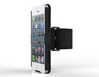 3D Representation of iPhone Case