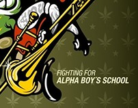 Alpha Boy´s School Poster!!!