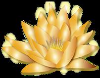Holistic Spiritual Logo Design