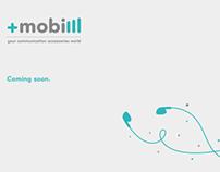 Plusmobi logo design