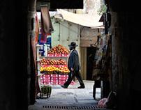 Jerusalem, jour de Pâque(s)