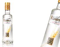 Vodka Rus' Matushka Kolosok