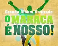one stop design | álbum online 'o maraca é nosso!'