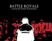 Battle Roayle Concept Poster