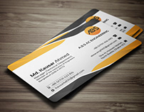 Some Colorful Business Card