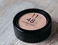 1148 Cosmetics Brand Identity & Package Design