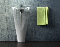 Wash-basin concept