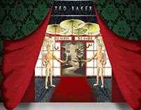 Ted Baker in China, The Opening Night