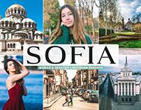 Free Sofia Mobile & Desktop Lightroom Presets