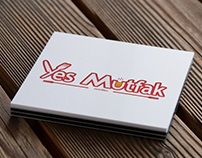 YES MUTFAK Logo Design