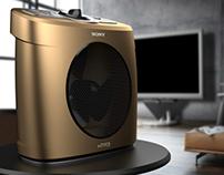 Sony Heater Concept