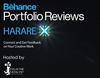 Behance Portfolio Review Week (Harare 13-20 May 2013)