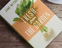 Fresh From The Garden Book Cover