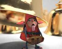 Rise of the Guardians - Jingle Elves