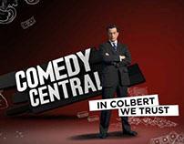 Comedy Central Rebrand
