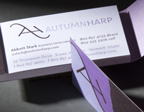 Autumn Harp Rebranding Case Study