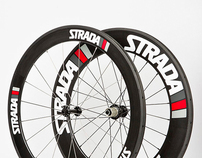 Strada Handbuilt Wheels