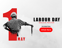 LABOUR DAY DESIGN POSTER
