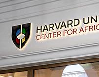 Harvard University Center for African Studies Logo