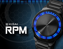 Ads for Kisai Watches