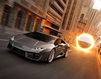 Lamborghini - Doctor Strange