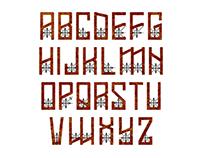 Visual Research - Logo & Font