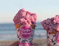 Pacific Festival Rebrand