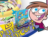 Fairy Odd Parents Toys / Juguetes Padrinos Mágicos