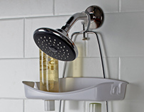 Umbra Oasis Shower Caddy