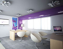 Geocell office-project with Architectural Bureau