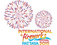 Pattaya Firework 2015