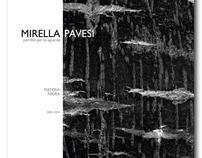 MATERIA NIGRA - PORTFOLIO BOOK by Mirella Pavesi