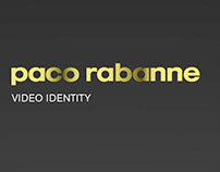 Paco Rabanne Video Identity
