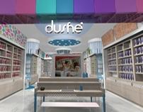 DUSHE shop. Guadalajara MX