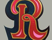The Letter R - Fairground