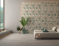 ''Decovita'' Visualization of Ceramic Tiles