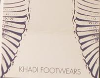 Packaging Khadi Footwears