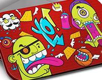 Club Social - Promo box