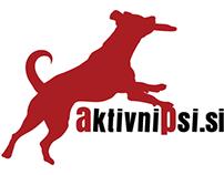 AktivniPsi.si product video template