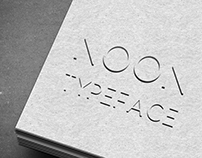 Noon typeface