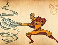 Avatar the Last Airbender Fan-Art