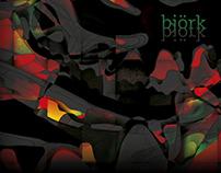 - Björk's Album Cover -