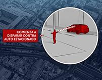 Mapas Infográficos - Departamento Prensa CHV