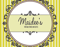 Maidee's logo