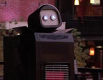 Estufa Robot