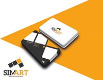 SimArt - Logo & Kartvizit Tasarımı - Logo&Business Card