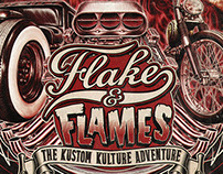 Flake and Flames Film