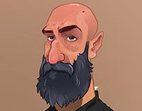 Autorretrato - Portrait