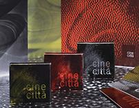 Cinecitta restaurant branding
